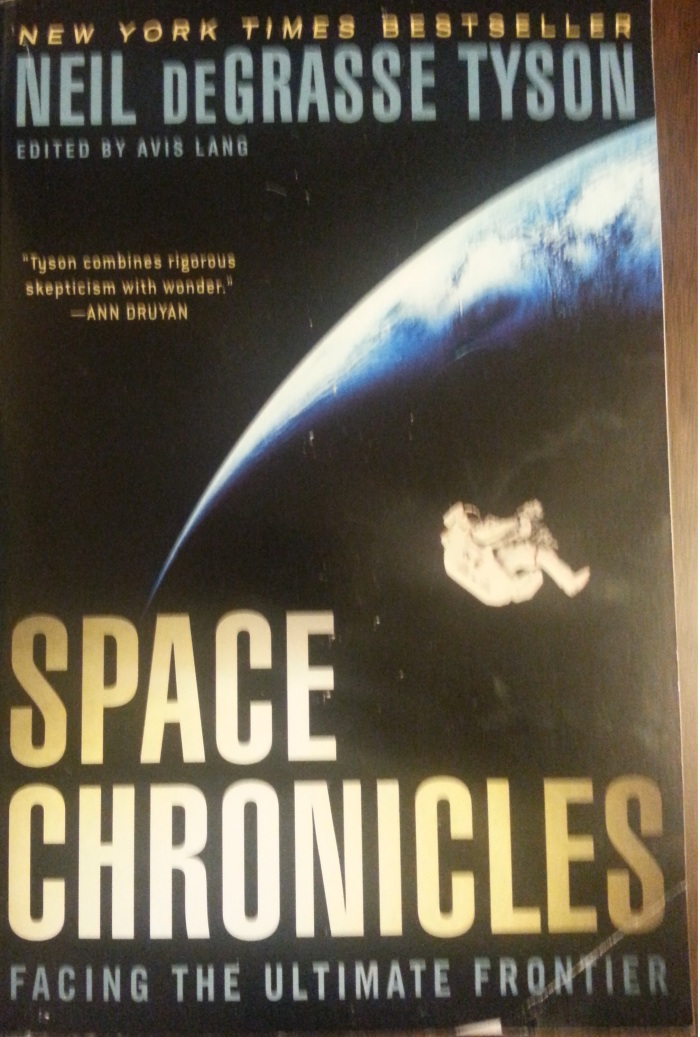 Space Chronicles – Facing the Ultimate Frontier