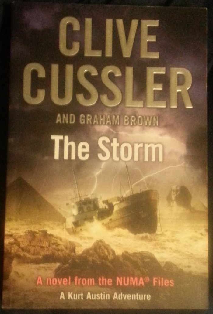 Clive Cussler – The Storm