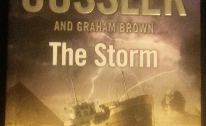 Clive Cussler – TheStorm