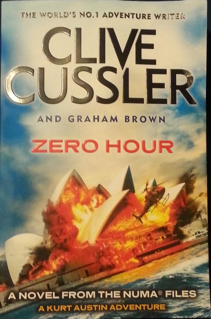Zero Hour – CliveCussler