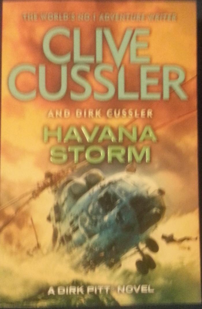 Havana Storm – Clive Cussler (Dirk Pitt Series#23)