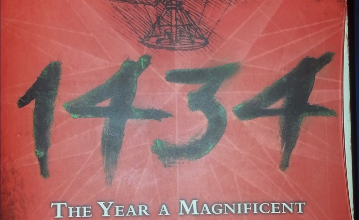 1434 The Year a Magnificent Chinese fleet Sailed to Italy and Ignited the Renaissance – Gavin Menzies