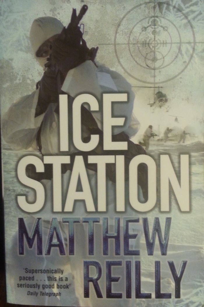 Ice Station – Matthew Reilly