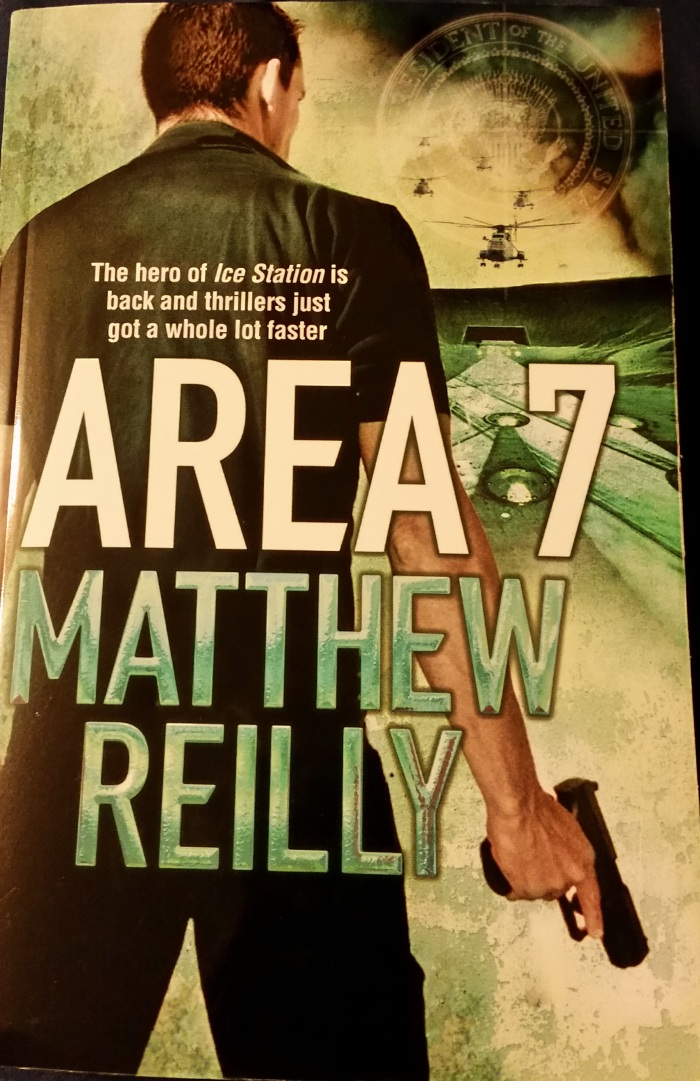 Area 7 – Matthew Reilly