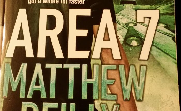Area 7 – MatthewReilly