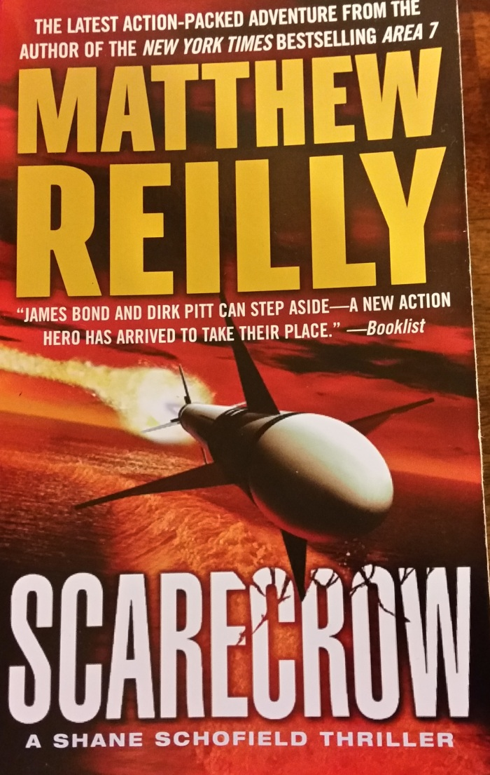 Scarecrow – Matthew Reilly