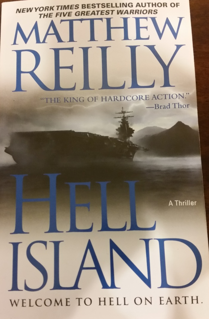 Hell Island – Matthew Reilly