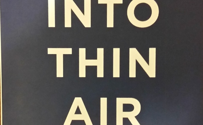 Into Thin Air – JonKrakauer