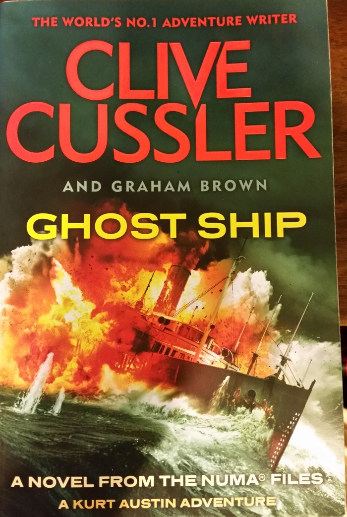 Clive Cussler – ghost Ship