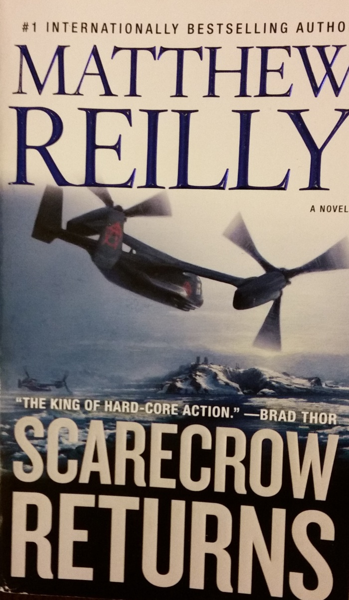 Scarecrow returns – Matthew Reilly