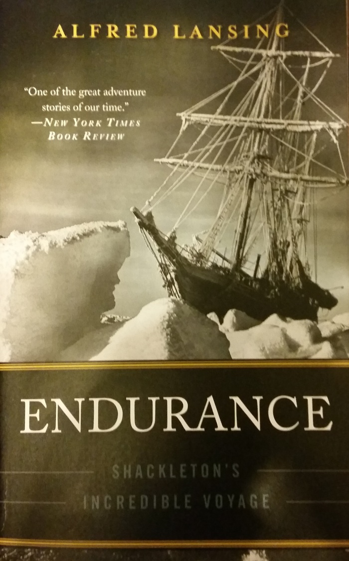 Endurance Shackleton's Incredible Voyage – Alfred Lansing