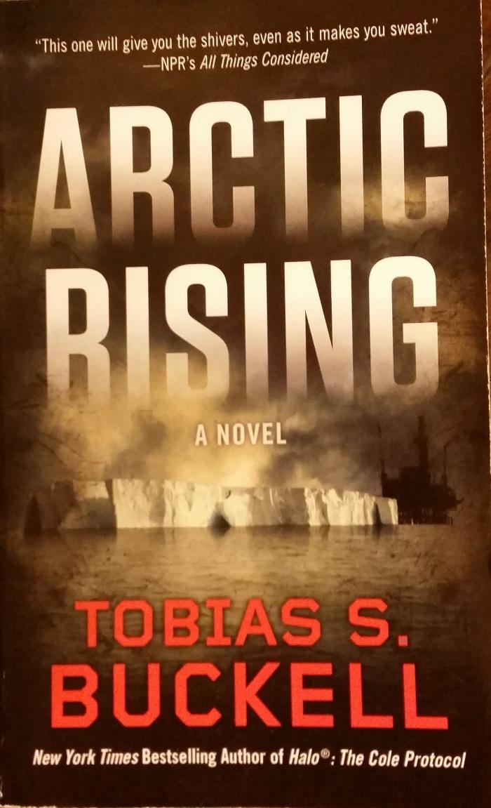 Arctic Rising – Tobias S.Buckell