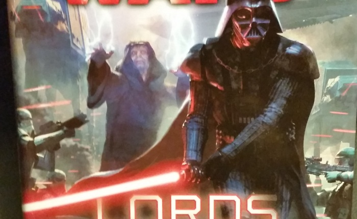 Star Wars Lords of the Sith – Paul S. Kemp
