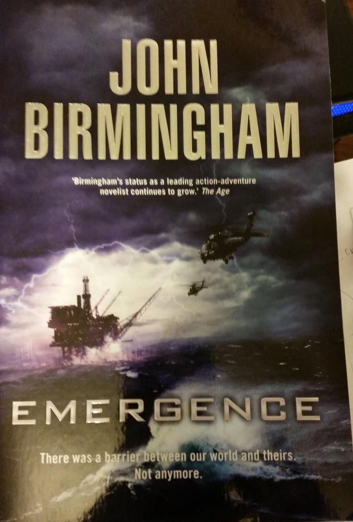 Emergence – JohnBirmingham