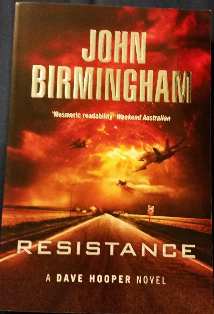 Resistance – JohnBirmingham