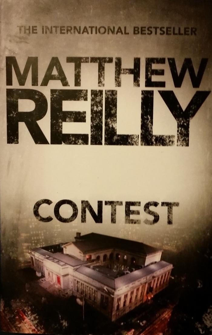 Contest – MatthewReily