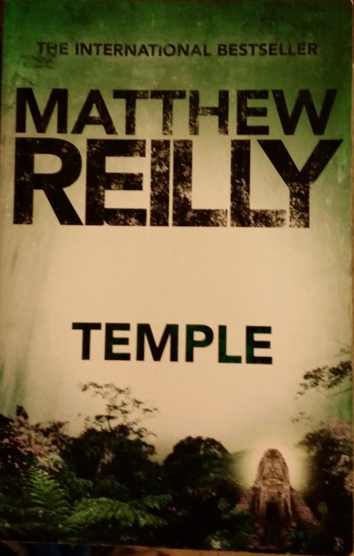 Temple – MatthewReilly