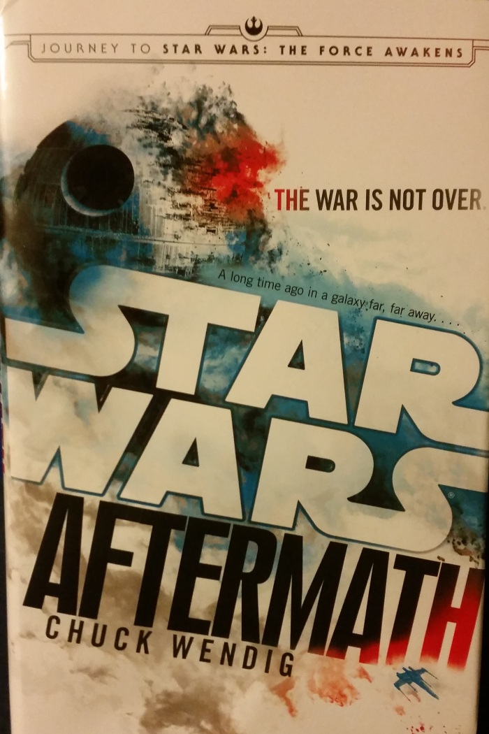 Star Wars Aftermath – Chuck Wendig