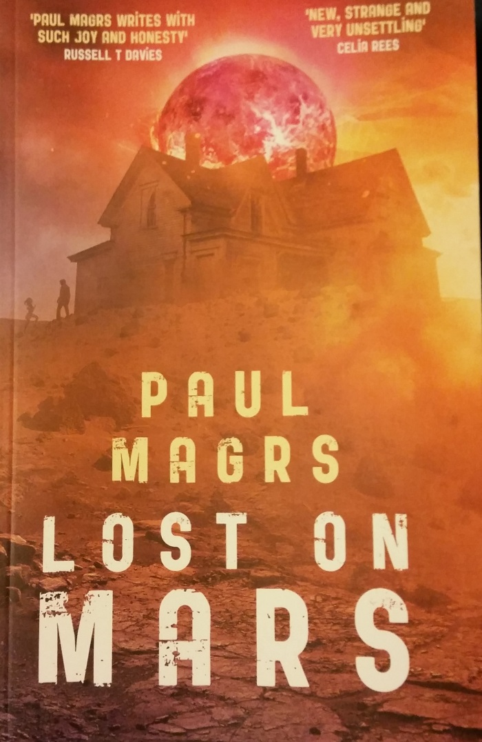 Lost on Mars – Paul Magrs