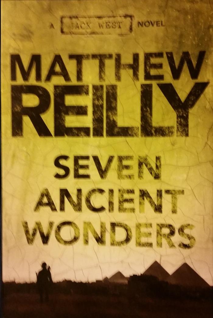 Seven Ancient Wonders – MatthewReilly
