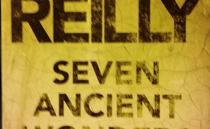 Seven Ancient Wonders – Matthew Reilly