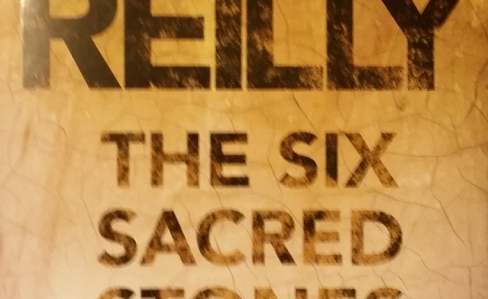 The Six Sacred Stones – MatthewReilly