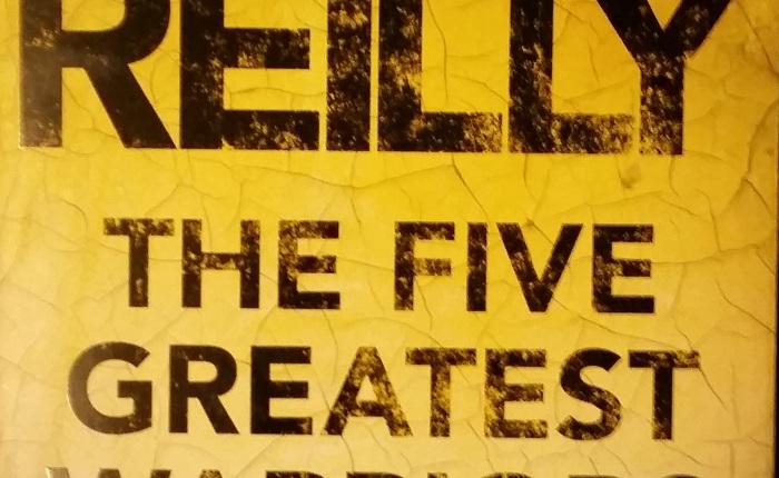 The Five Greatest Warriors – MatthewReilly