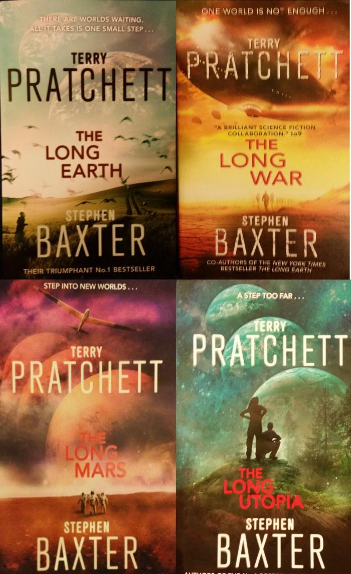 The Long Earth Series – Terry Pratchett & StephenBaxter