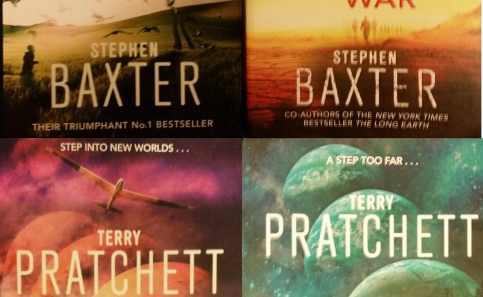 The Long Earth Series – Terry Pratchett & Stephen Baxter