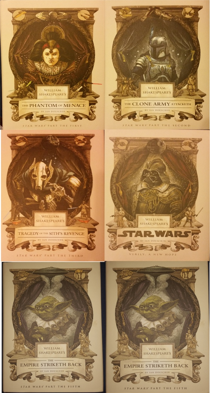 William Shakespeare's Star Wars – Ian Doescher