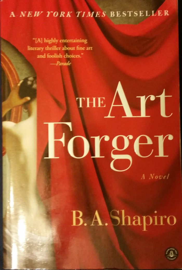 The Art Forger – B.A. Shapiro