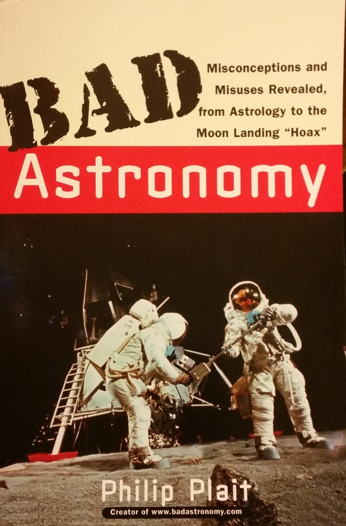 Bad Astronomy – Philip Plait