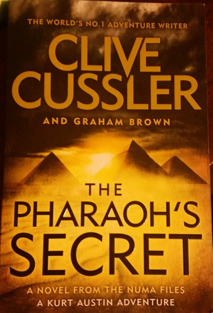 The Pharaoh's Secret – CliveCussler