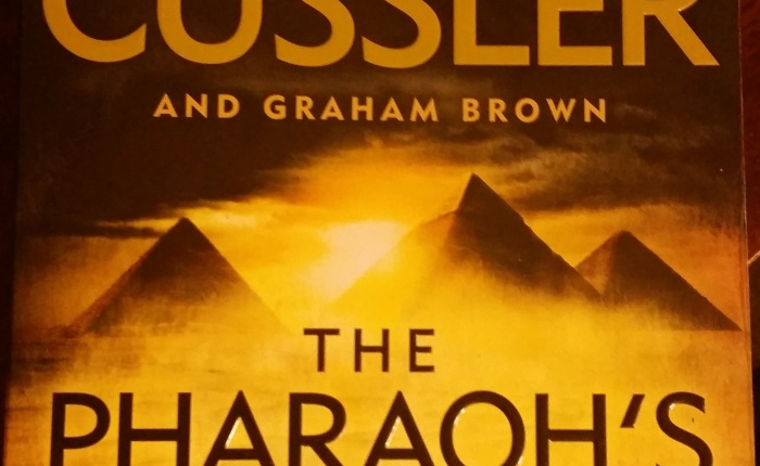 The Pharaoh's Secret – Clive Cussler