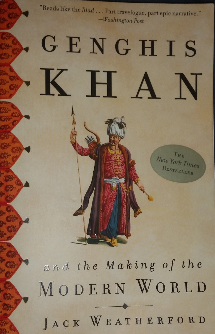 Genghis Khan – Jack Weatherford