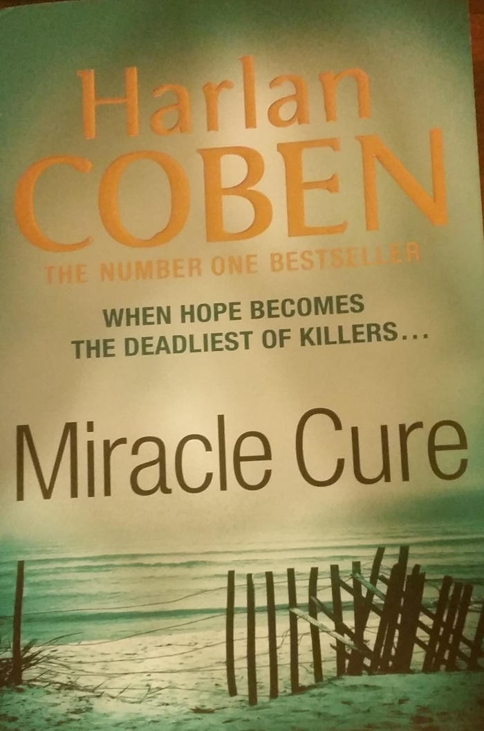 Miracle Cure – Harlan Coben