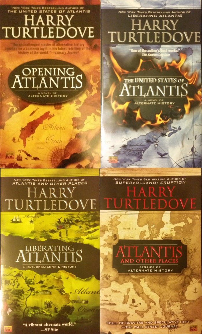 Atlantis Series – Harry Turtledove