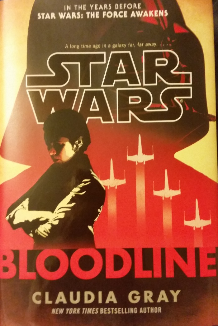 Star Wars: Bloodline – Claudia Gray