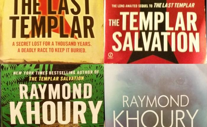 Templar Series – RaymondKhoury